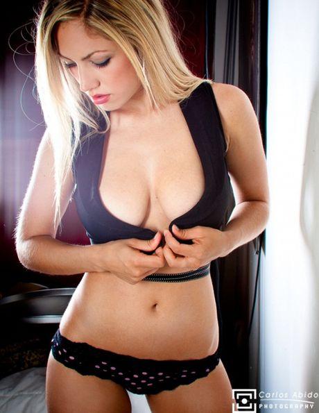 Top 20 nang Ring-girl sexy nhat the gioi (Ki 13): Jade Bryce - Anh 5