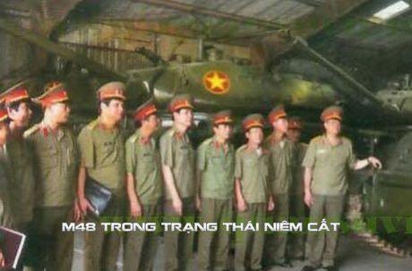 Soi loat xe tang-thiet giap My Viet Nam dang su dung (4) - Anh 2