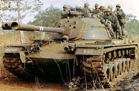 Soi loat xe tang-thiet giap My Viet Nam dang su dung (4) - Anh 3