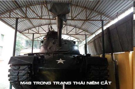 Soi loat xe tang-thiet giap My Viet Nam dang su dung (4) - Anh 6