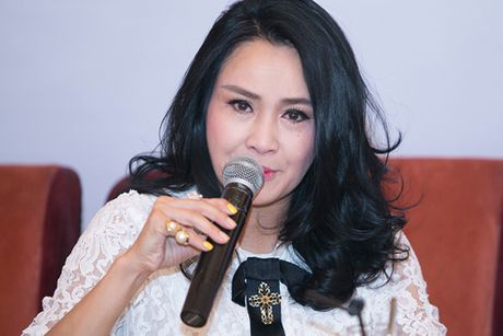 Thanh Lam nhat nhoa nuoc mat ke ky niem voi nhac si Thanh Tung - Anh 1