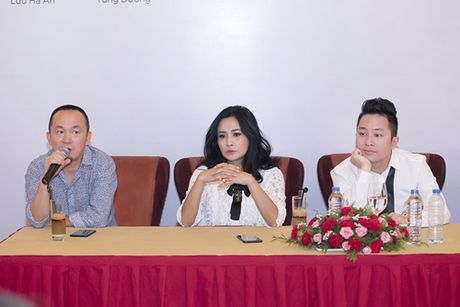 Thanh Lam nhat nhoa nuoc mat ke ky niem voi nhac si Thanh Tung - Anh 2