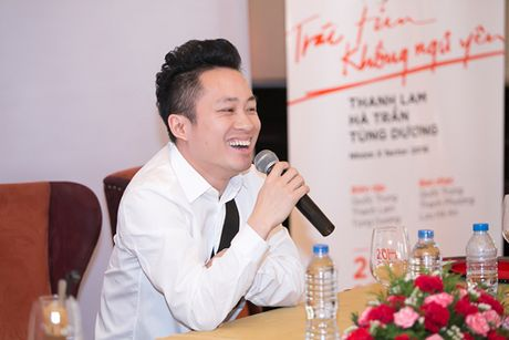Thanh Lam nhat nhoa nuoc mat ke ky niem voi nhac si Thanh Tung - Anh 4