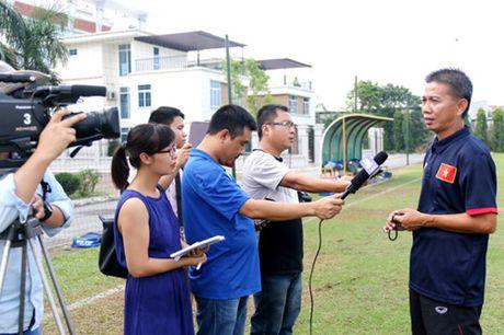 'Doi U.19 Viet Nam can phai thay doi hoan toan bo mat tai giai U.19 chau A' - Anh 2