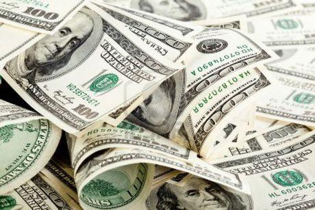 Gia USD hom nay: Chi so USD tang manh - Anh 1