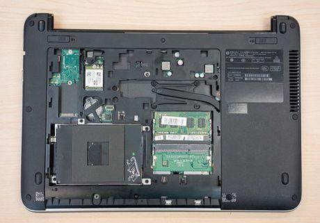 HP ProBook 400 series G3 2016: Laptop xung tam cho doanh nhan - Anh 4