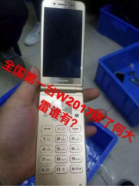 Smartphone nap gap cao cap cua Samsung sap ra mat - Anh 3
