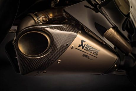 Ducati 1299 Panigale S Anniversario phien ban gioi han ky niem 90 nam - chi co 500 chiec - Anh 5