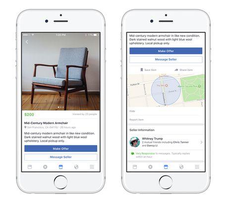 Cho mua ban Facebook Marketplace: ban hang khong can tao Page/Group, co cong cu tim kiem hang - Anh 3
