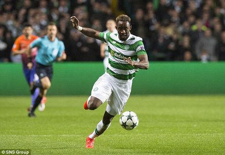 Celtic gay soc voi than dong 13 tuoi Dembele - Anh 7