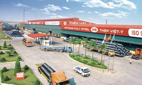 VIS: Thuong mai Thai Hung chao mua cong khai 12,8 trieu co phieu gia 13.500 dong/CP - Anh 1