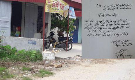 An Lao, Hai Phong: Hang nghin met vuong dat bi phan lo, ban nen trai phep? - Anh 1