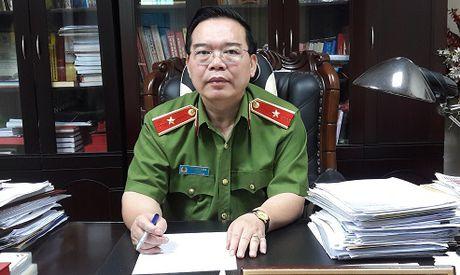 Thieu tuong Le Quoc Tran: 'Phong chay, chua chay phai bat dau tu trong nhan thuc' - Anh 1
