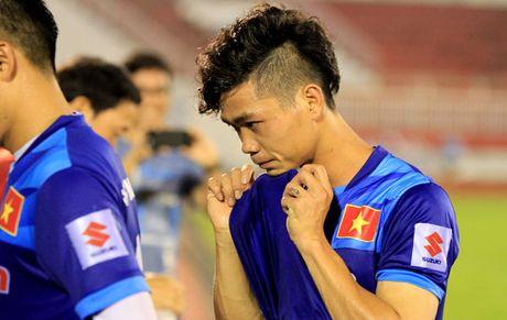 Cong Phuong khoe kieu toc hot boy - Anh 2