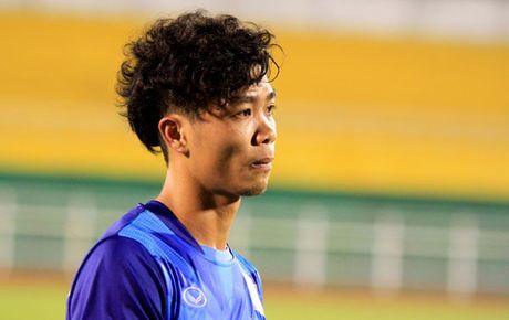 Cong Phuong khoe kieu toc hot boy - Anh 3