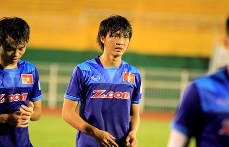 Cong Phuong khoe kieu toc hot boy - Anh 6