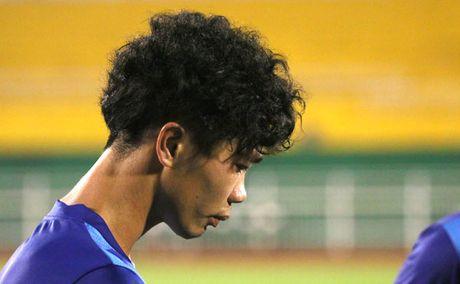 Cong Phuong khoe kieu toc hot boy - Anh 8