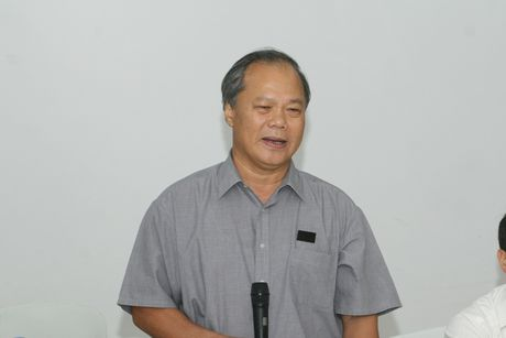 Hoi nghi Dang doan - Ban Thuong vu Trung uong Hoi Luat gia Viet Nam - Anh 10