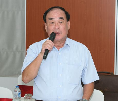Hoi nghi Dang doan - Ban Thuong vu Trung uong Hoi Luat gia Viet Nam - Anh 11