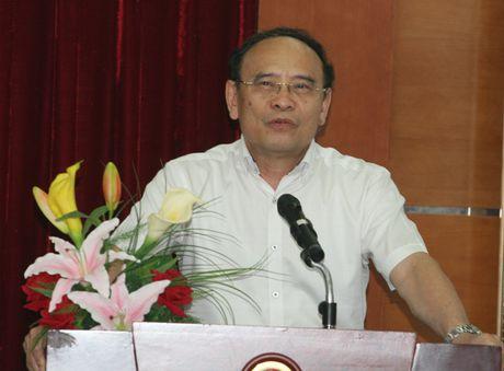 Hoi nghi Dang doan - Ban Thuong vu Trung uong Hoi Luat gia Viet Nam - Anh 4