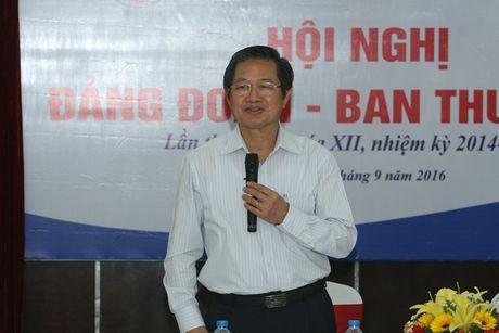 Hoi nghi Dang doan - Ban Thuong vu Trung uong Hoi Luat gia Viet Nam - Anh 5