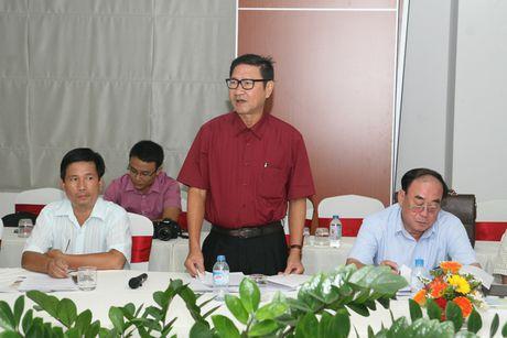 Hoi nghi Dang doan - Ban Thuong vu Trung uong Hoi Luat gia Viet Nam - Anh 7