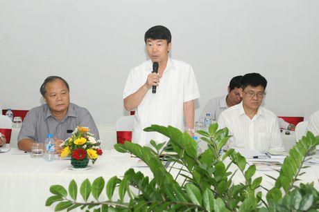 Hoi nghi Dang doan - Ban Thuong vu Trung uong Hoi Luat gia Viet Nam - Anh 9