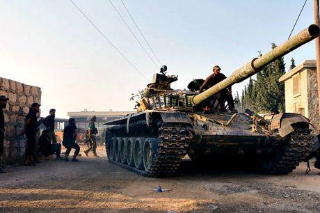 Syria: Quan chinh phu san sang tan cong phien quan o 3 quan Aleppo - Anh 1