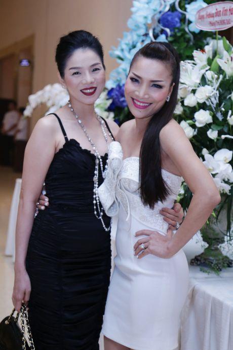 Dam Vinh Hung 'quay' het co trong tiec sinh nhat xa hoa - Anh 13