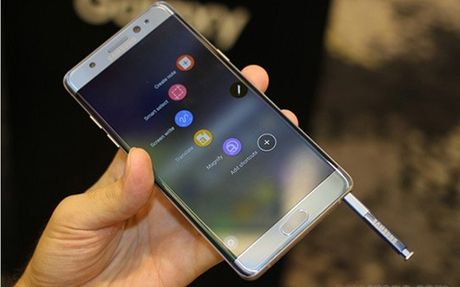 Doi tra Note 7, Samsung Viet Nam xin mien thue - Anh 1