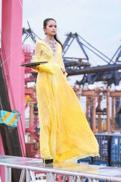 Hanh trinh pha bo moi gioi han cua Quan quan Vietnam's Next Top Model 2016 - Anh 2