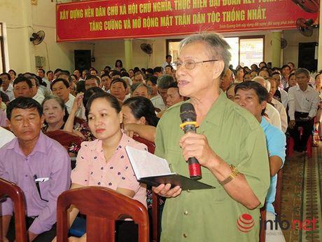 Bo Chinh tri dang chi dao lam ro trach nhiem tap the, ca nhan de BLHS sai sot - Anh 2