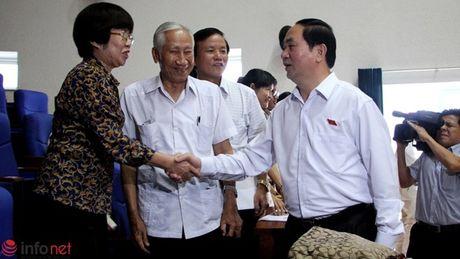 Chu tich nuoc tra loi cu tri ve vu viec Trinh Xuan Thanh bo tron - Anh 1