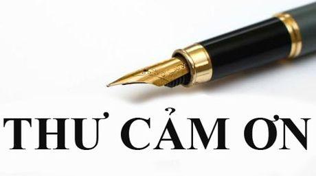 Thu cam on Cong an Cam Pha giup dan bat cuop va lay lai tai san - Anh 1