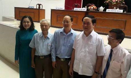 Chu tich nuoc Tran Dai Quang: 'Xu ly tham nhung khong co vung cam' - Anh 1