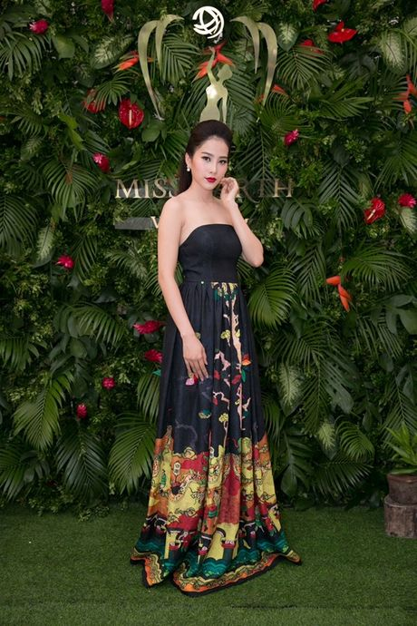 Ngam trang phuc dan toc, trang phuc da hoi cua Nam Em tai Miss Earth - Anh 11
