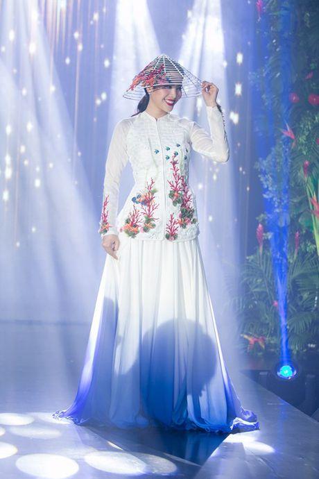 Ngam trang phuc dan toc, trang phuc da hoi cua Nam Em tai Miss Earth - Anh 3