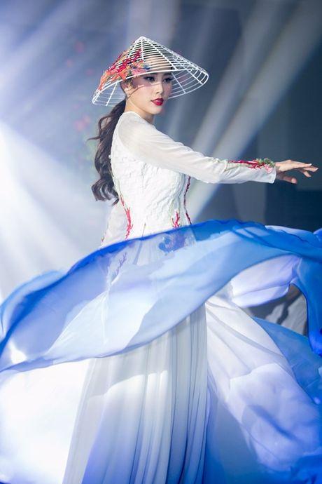 Ngam trang phuc dan toc, trang phuc da hoi cua Nam Em tai Miss Earth - Anh 4