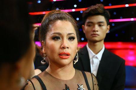 'Tuyet dinh song ca': Minh Tuyet rot nuoc mat dau khau voi Noo Phuoc Thinh - Anh 2