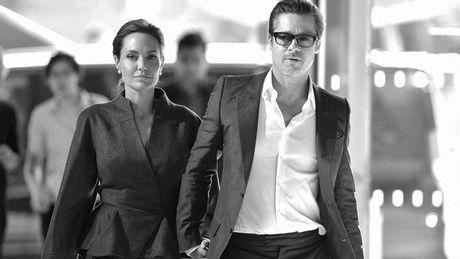Bi Jolie bo, Brad Pitt khoc va cau cuu cha me hang ngay - Anh 1