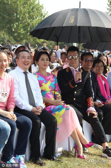 Nguong mo 'nhan sac khong tuoi' cua Luu Gia Linh - Anh 3