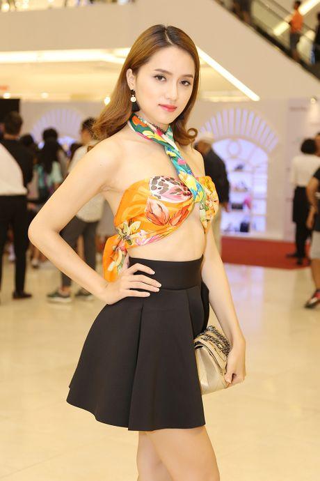 Huong Giang Idol tao bao quan khan lam ao di du su kien - Anh 2