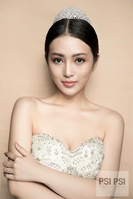 'Hot girl' giong Chau Tan ben duyen nghe thuat - Anh 4
