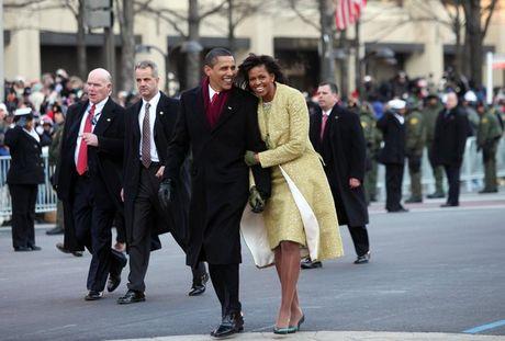 Khoanh khac ngot ngao cua 'ong ba Obama' trong 24 nam 'chung doi' - Anh 11