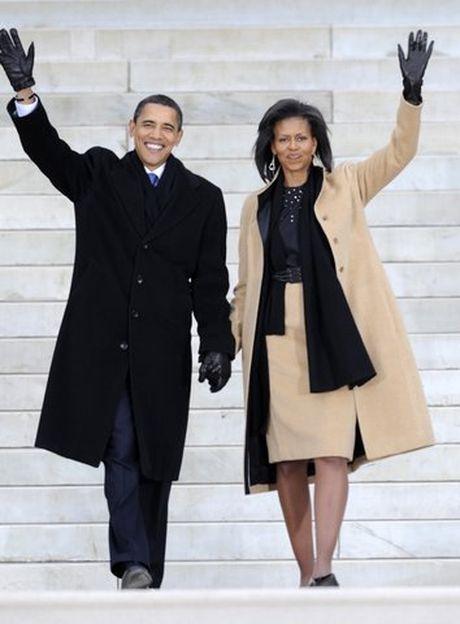 Khoanh khac ngot ngao cua 'ong ba Obama' trong 24 nam 'chung doi' - Anh 12