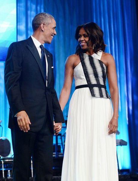 Khoanh khac ngot ngao cua 'ong ba Obama' trong 24 nam 'chung doi' - Anh 17