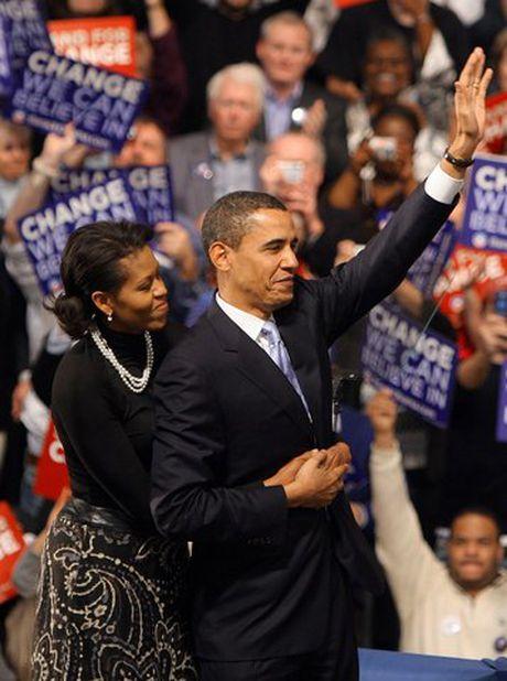 Khoanh khac ngot ngao cua 'ong ba Obama' trong 24 nam 'chung doi' - Anh 19