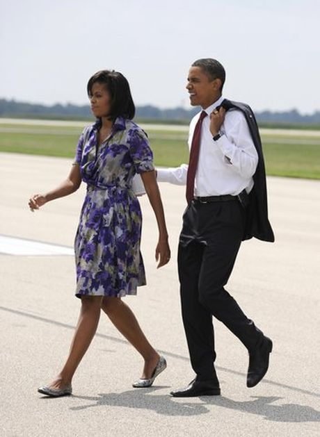 Khoanh khac ngot ngao cua 'ong ba Obama' trong 24 nam 'chung doi' - Anh 21