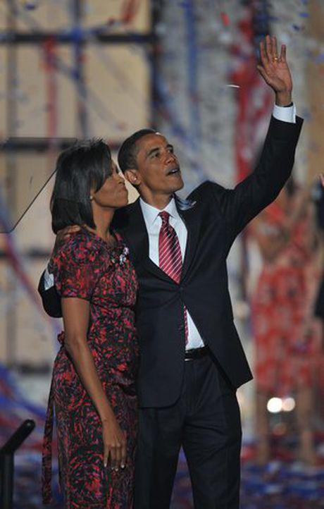 Khoanh khac ngot ngao cua 'ong ba Obama' trong 24 nam 'chung doi' - Anh 22