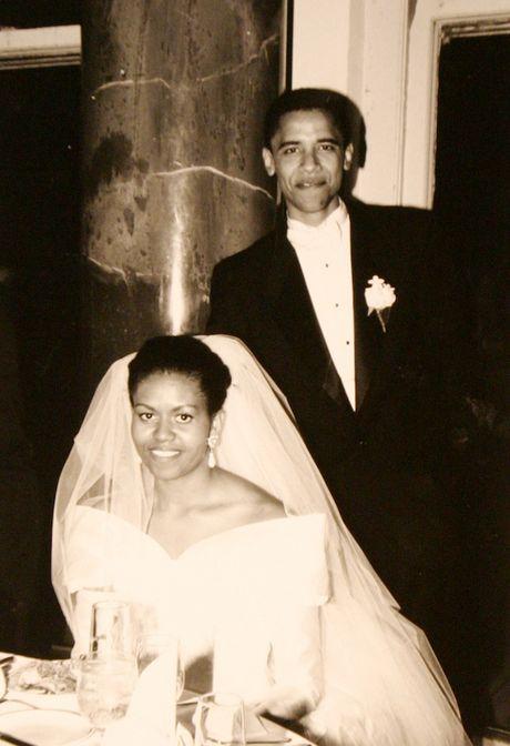 Khoanh khac ngot ngao cua 'ong ba Obama' trong 24 nam 'chung doi' - Anh 3